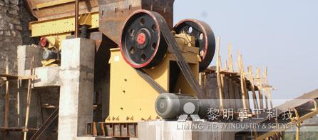 时产600/700吨花岗岩/玄武岩碎石生产线