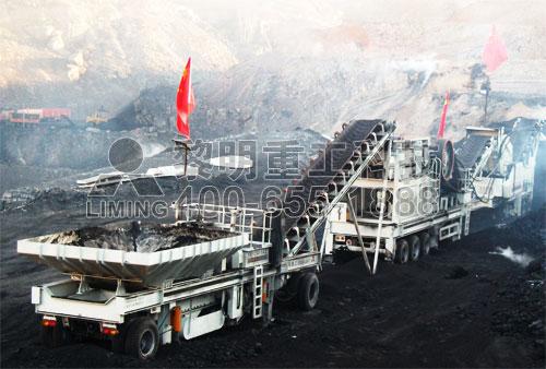 河南/人大委员重视建筑垃圾环保,移动破碎站使用大