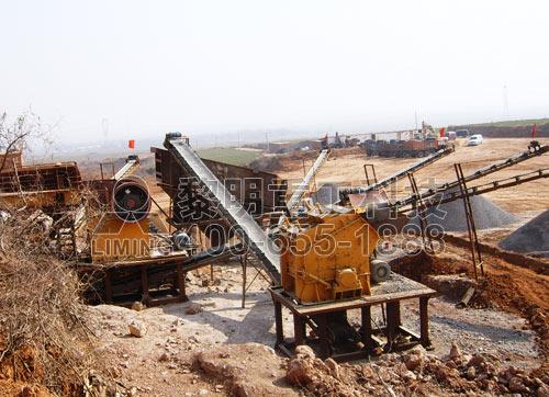 碎石生产设备