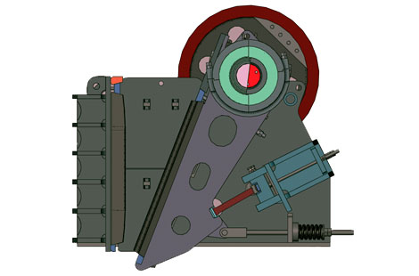 HJ系列高能颚式破碎机